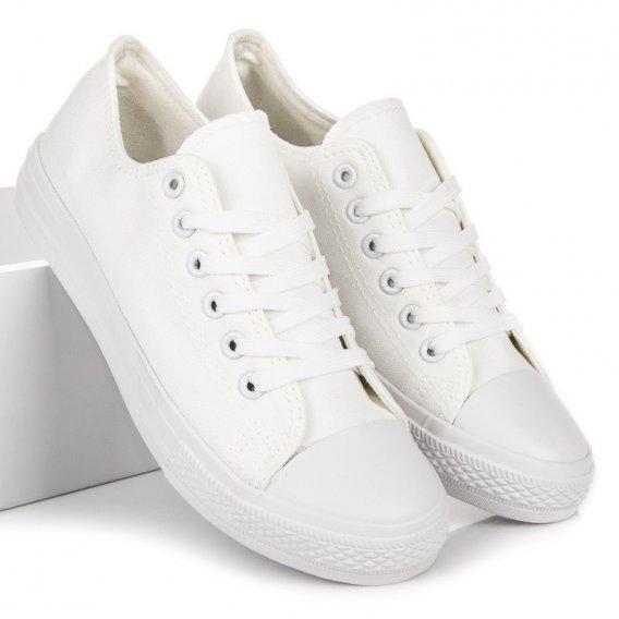 Biele tenisky NB176W
