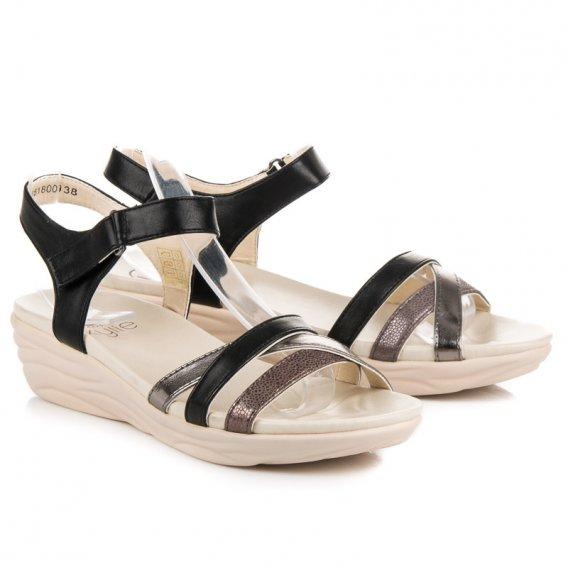 Sandále na suchý zips K1818009NE