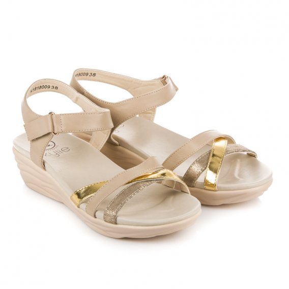 Sandále na suchý zips K1818009T