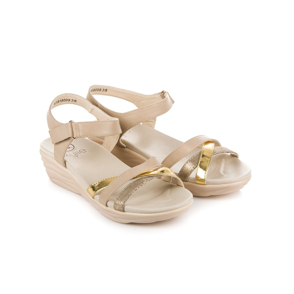 49ce8eea1311d Sandále na suchý zips K1818009T - RioTopanky.sk