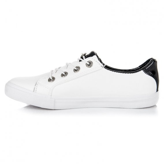Biele tenisky Kylie K1880201NE