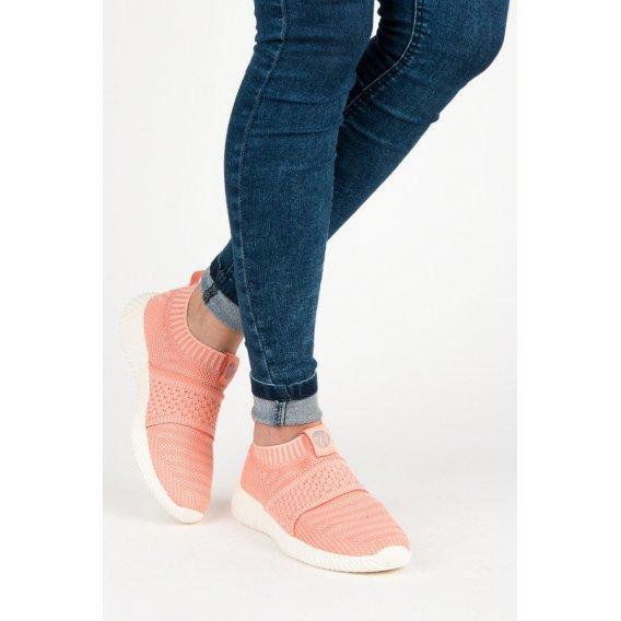 Nazúvacie textilné tenisky K1833501CO