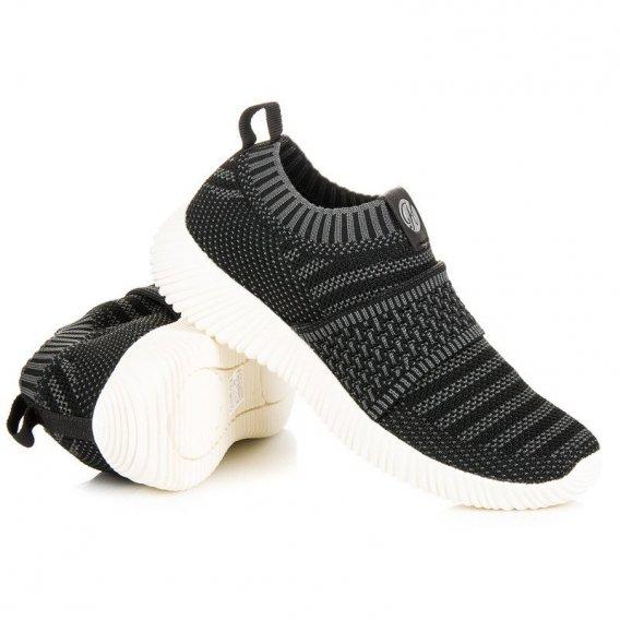 Nazúvacie textilné tenisky K1833501NE