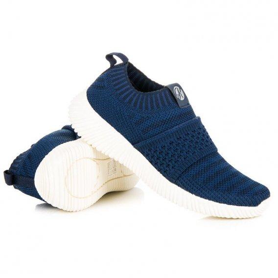 Nazúvacie textilné tenisky K1833501MA