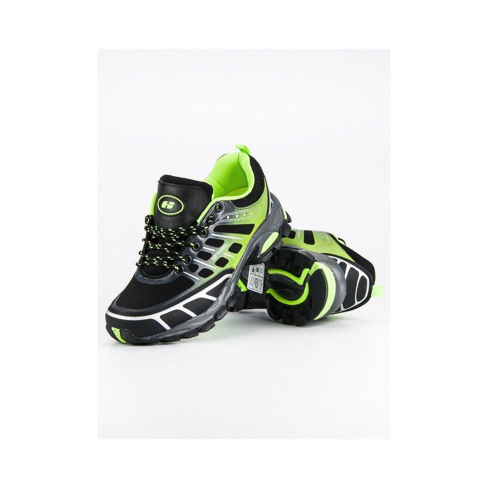 Dámske trekové topánky 2147B GR - RioTopanky.sk fa059b57ca6