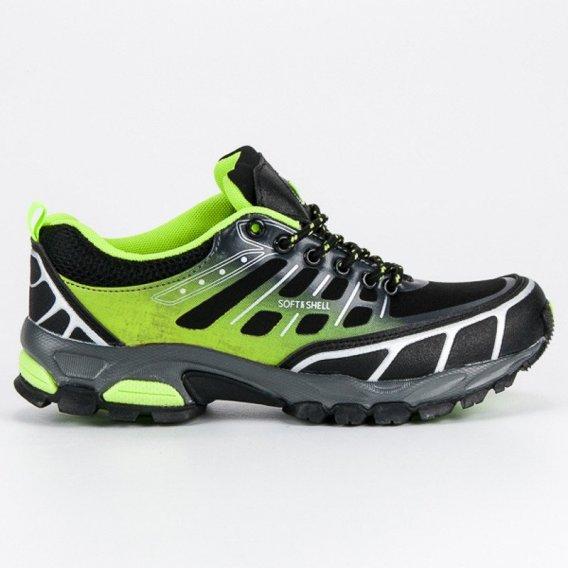 Dámske trekové topánky 2147B/GR