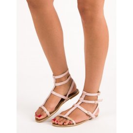 Ružové sandále Vices 1199-20P
