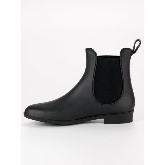 Čierne gumáky Vinceza FEI18-13601B