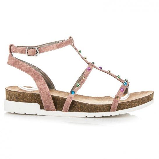 2c23dcb7e840 Sandále na kline Kylie K1717302ROSA ...