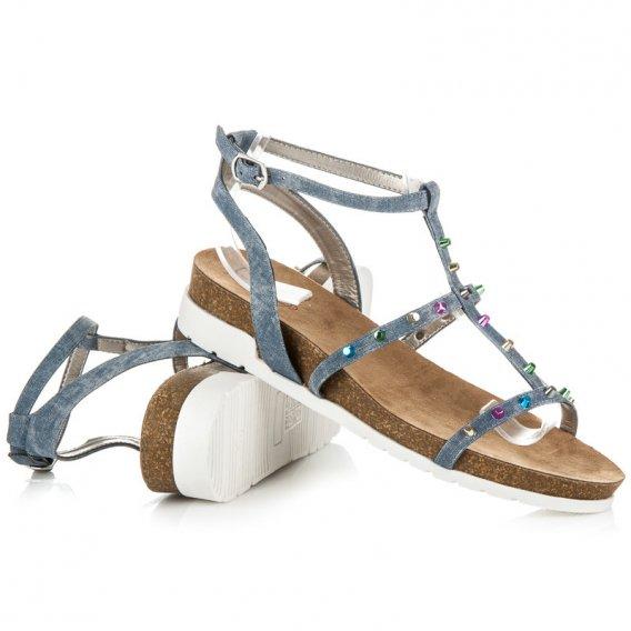 Sandále na kline Kylie K1717302JE