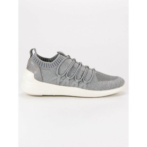 Textilná nazúvacia športová obuv K1833601G