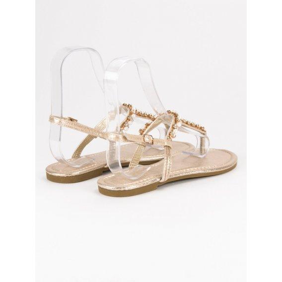 Sandále žabky ALS031GO
