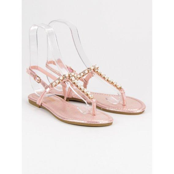 Sandále žabky ALS031P