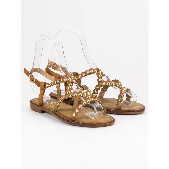 Ploché sandále Casual SK08C