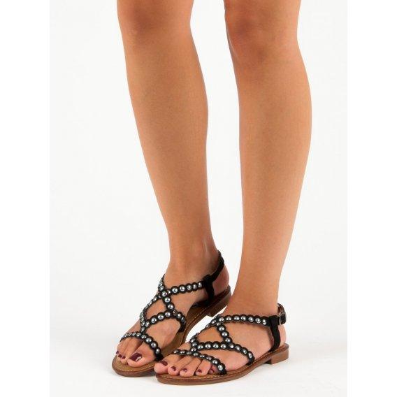 Ploché sandále Casual SK08B
