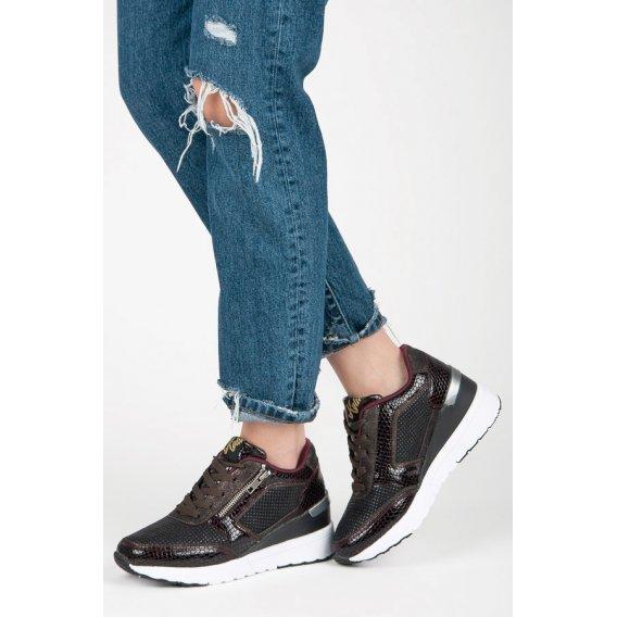 Športové topánky na kline K1730707BUR