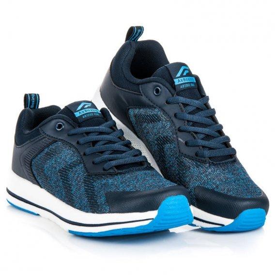 Viazané športové topánky B8165N