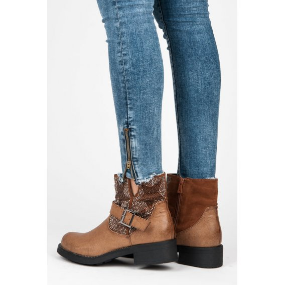 Rockové topánky K1711001CU