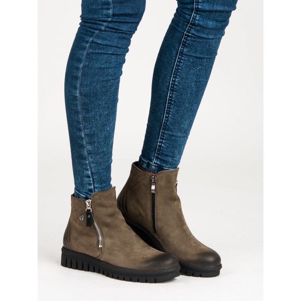 409ba7c7b7e55 Nízke topánky na zips Vinceza 1270/5GR - RioTopanky.sk