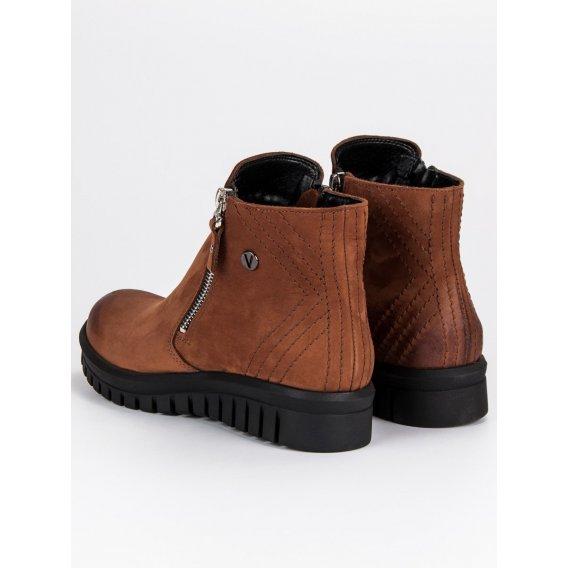 Nízke topánky na zips Vinceza 1270/5BR