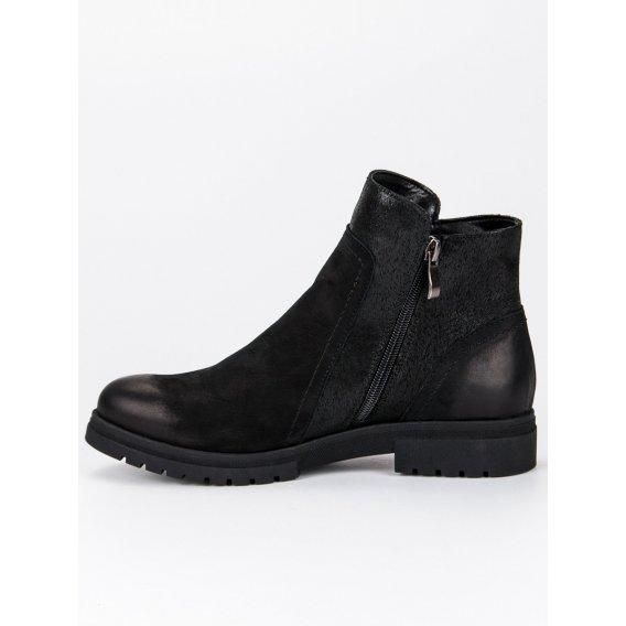 Pohodlné kožené topánky Vinceza 1271/5B
