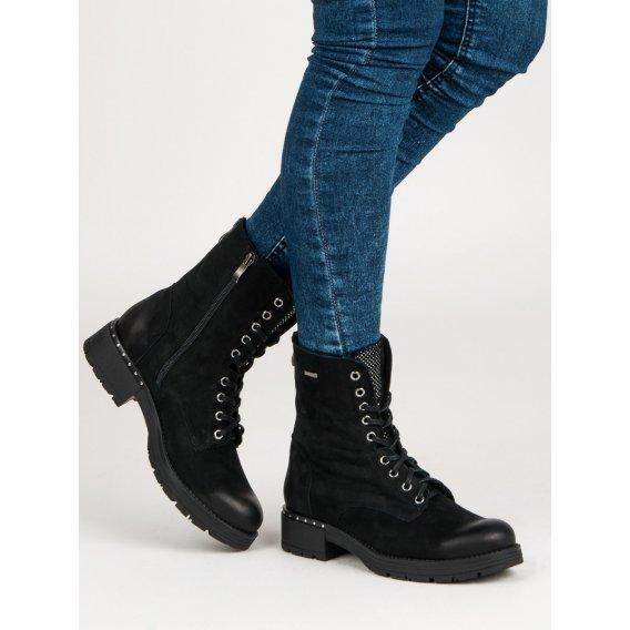 Šnurovacie topánky workery 1264/5B