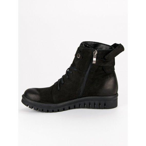 Čierne workery Vinceza WZ1276/5B