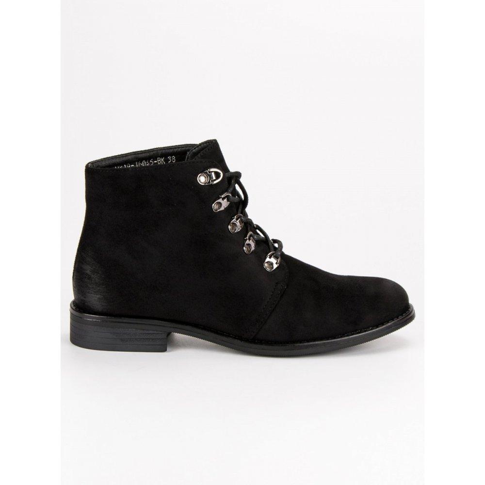 95170bd2d88f Členkové topánky s viazaním Vinceza HX19-16045B - RioTopanky.sk