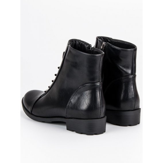 Čierne topánky casual DBT301/18B