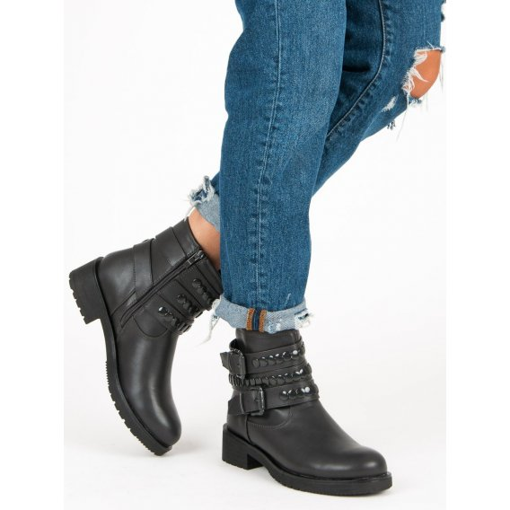 Štýlové topánky workery FC-H55G