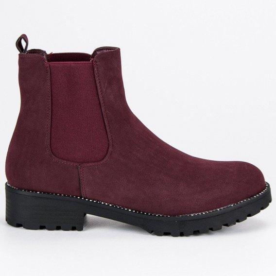 Ležérne topánky pérka NC697R
