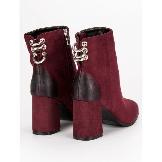 Štýlové topánky na stĺpci Vinceza YQE19-1774WI