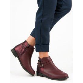 Nízke dámske topánky H-66MAR
