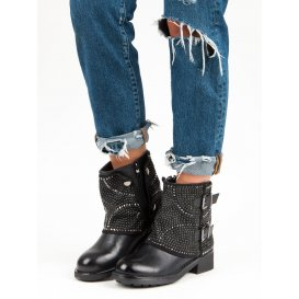 Módne dámske topánky 6352-PA-B