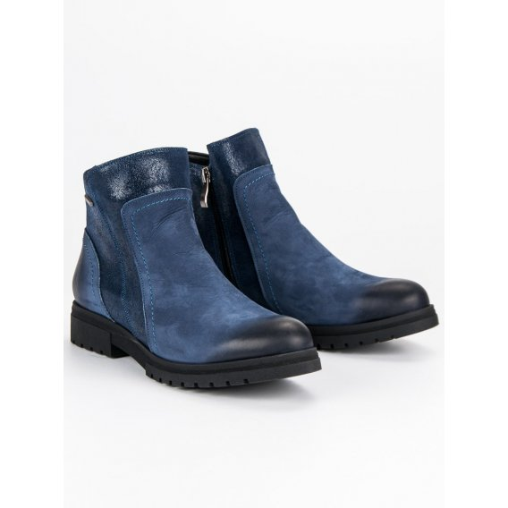 Pohodlné kožené topánky Vinceza WZ1271/5N