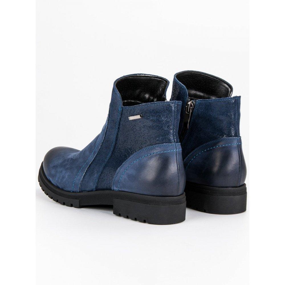 5bc8de1358 Pohodlné kožené topánky Vinceza WZ1271 5N - RIOtopánky.sk