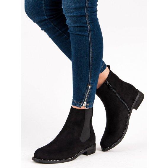 Topánky pérka NS025B
