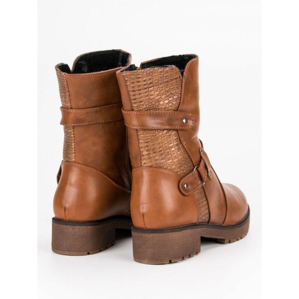 9cba2889e Zateplené topánky workery 9902C - RIOtopánky.sk