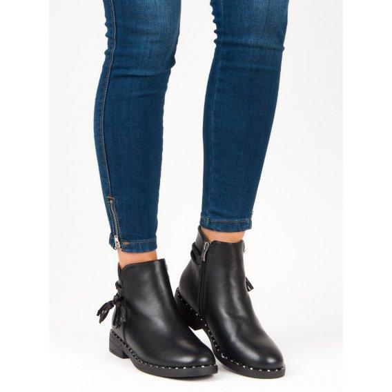 Ploché dámske topánky DBT461/18B