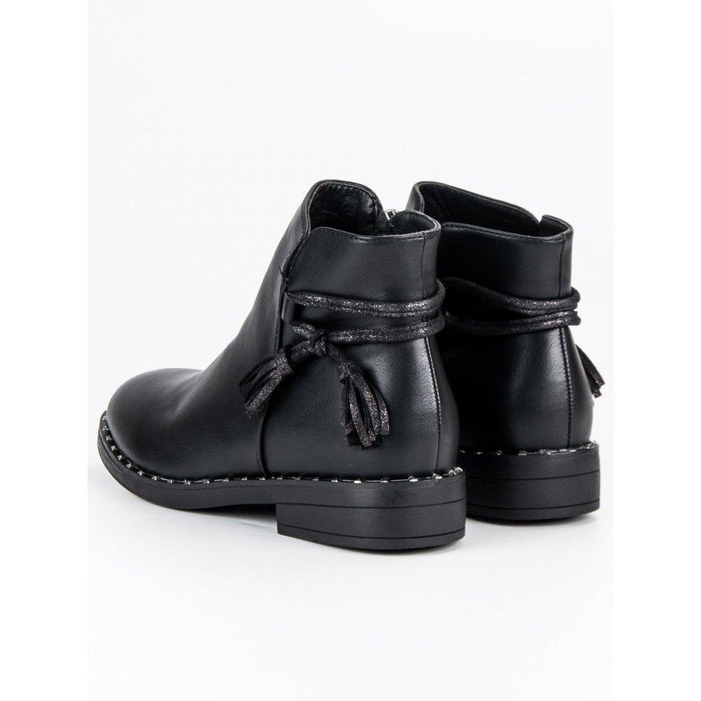 330c6165f21cd Ploché dámske topánky DBT461/18B - RIOtopánky.sk