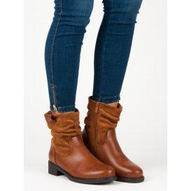 Casualové topánky workery T2101C