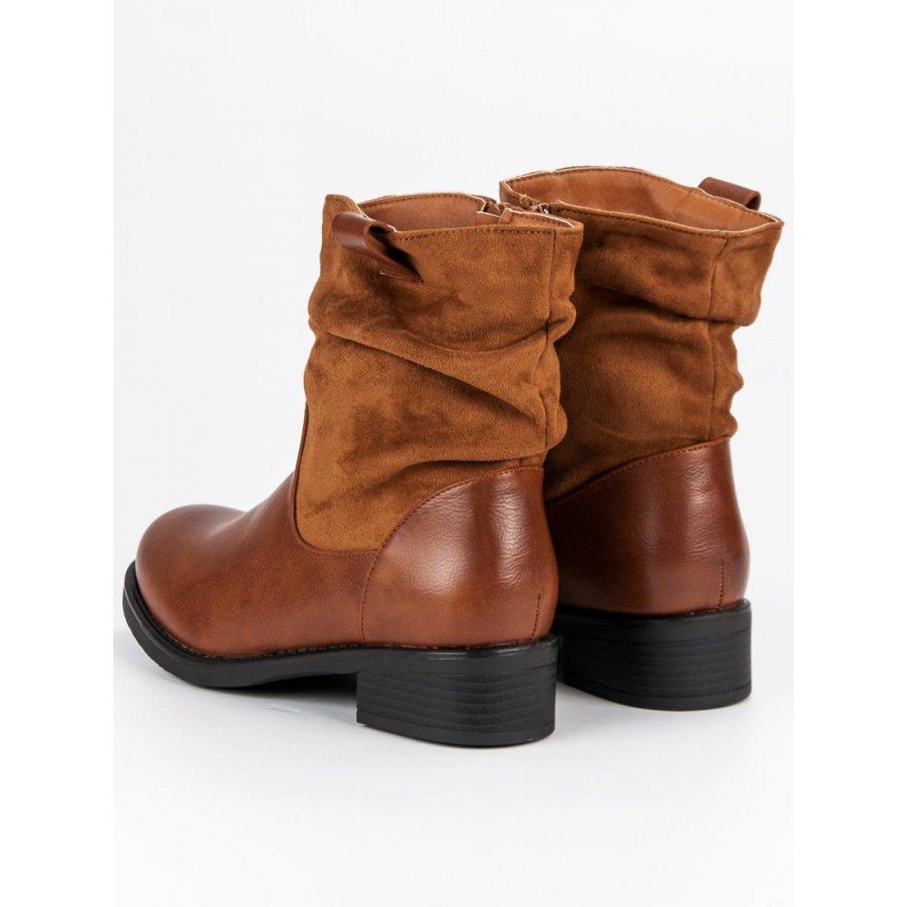 c5546713c37e Casualové topánky workery T2101C - RIOtopánky.sk