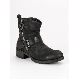 Jesenné topánky Vinceza SIN19-2616B
