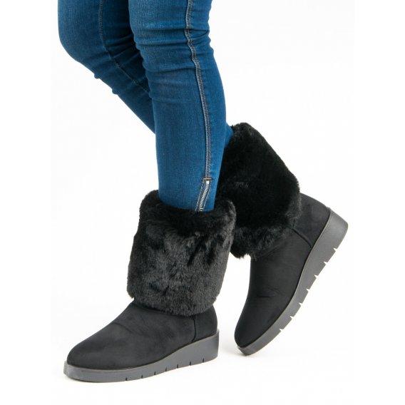 Módna zimná obuv K1838405NE