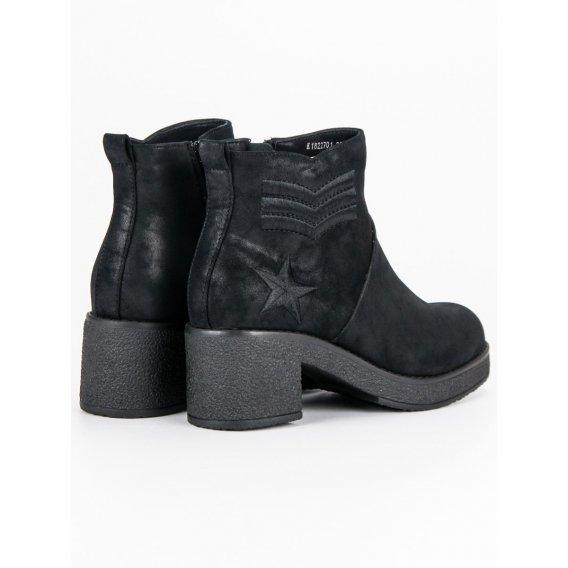 Vojenské dámske topánky K1822701NE