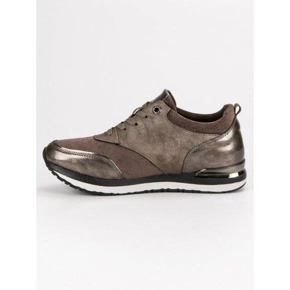 Viazané športové topánky A218-06-04TA