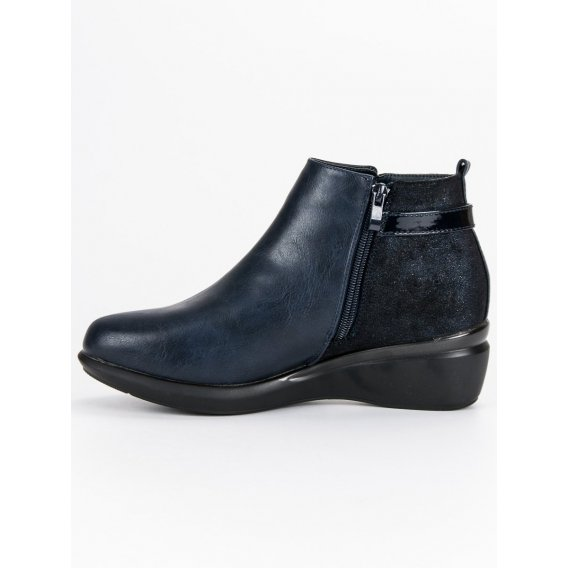 Tmavomodré topánky K1837305MAR
