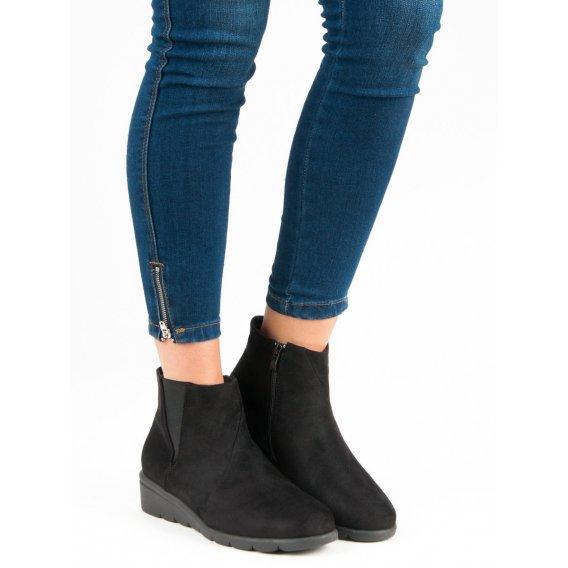 Semišové topánky K1837709NE