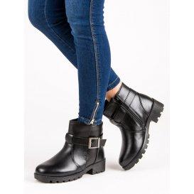 Členkové topánky casual