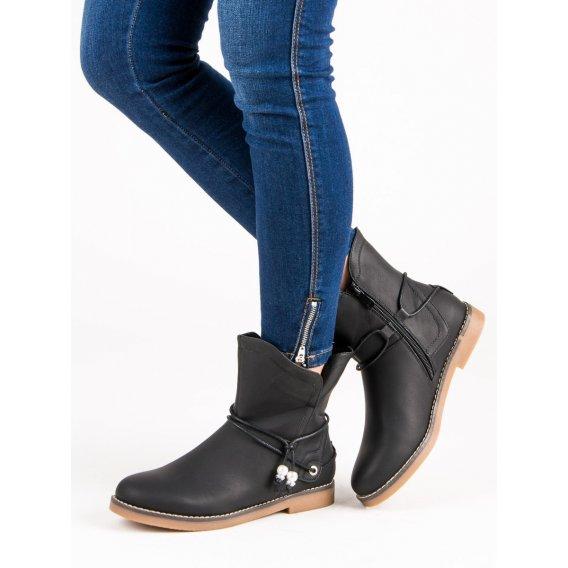 Pohodlné jesennné topánky